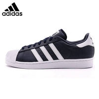 Original Adidas Originals Superstar Unisex's Skateboarding Shoes Sneakers