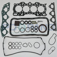 B20B RD1 Engine Full Rebuilding Gasket Set 06110 PHK A00 for Honda CRV CR V 2.0 16v 1973cc