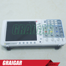 On sale SDS8302 OWON Portable digital oscilloscope  200MHz bandwidth, 2.5GMS/s sample rate, 2+1channels, 8″ color LCD disply