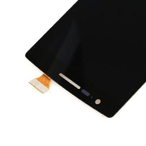Image 4 - Oneplus One 1 + LCD 패널 용 One Plus 1 LCD 터치 어셈블리 디지타이저 용 디스플레이 화면 교체 No Dead Pixel