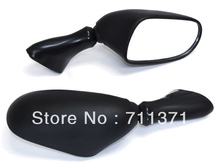 high quality Black Motorcycle Mirrors For 1998 2002 Suzuki Katana GSX 750F 99 00 01
