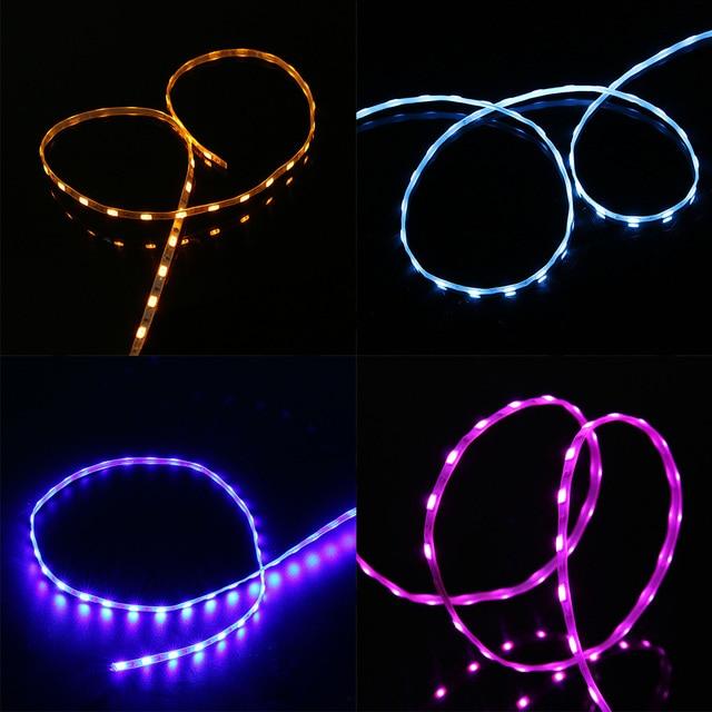 5 v Fahrrad LED Streifen 5730 Wasserdichte Bunte Weihnachten Baum ...