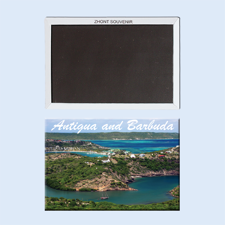 Eastern Caribbean,Antigua_and_Barbuda Fridge Magnets 22102
