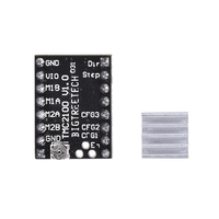 5PCS StepStick MKS TMC2100 Stepper Motor Driver Ultra Silent Excellent Stability And Protection Superior Performance
