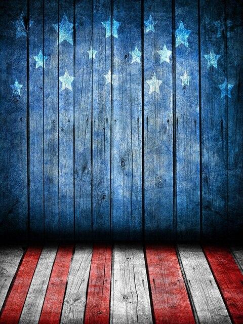 Kate Bandiera Americana Neonato Fondali Photography Sfondo Rosso