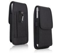 Holster Riemclip Pouch Telefoon Case Cover Tas Shell Voor HTC 10 Evo/Desire 650/Fly Nimbus 9 FS509/Stratus 6 FS407