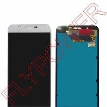 Untuk Samsung Galaxy A8 A8000 LCD Display dengan Touch Screen Digitizer Majelis putih dengan pengiriman gratis