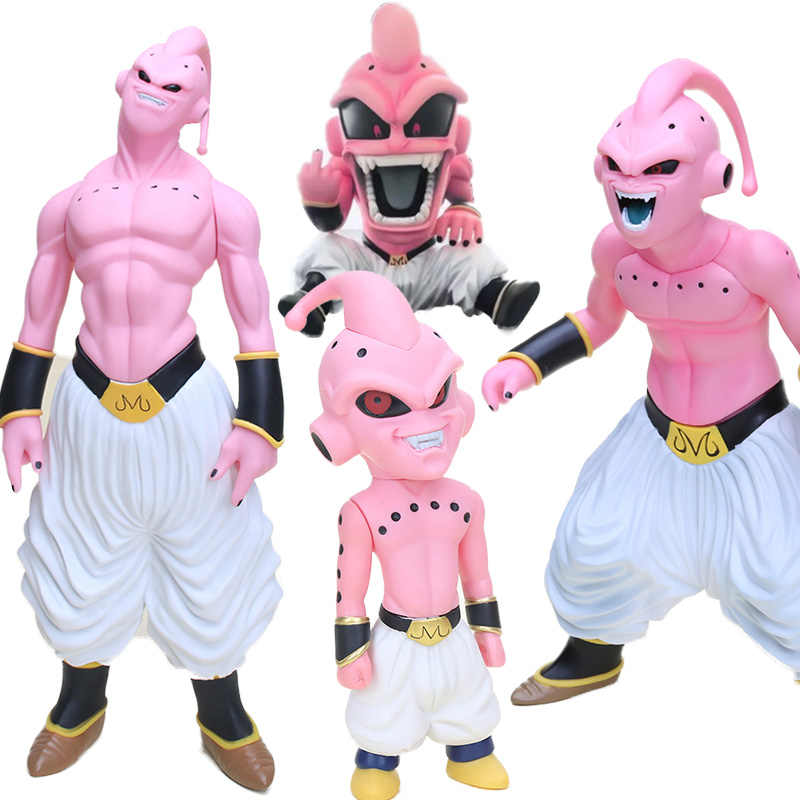 Dragon Ball Z super saiyan Buu Majin Boo menina mal PVC Action Figure Collectible Modelo toy Dragonball DBZ Dragon