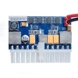 Image 5 - DC ATX Peak PSU 19V 200W Pico ATX Switch Mining PSU 24pin MINI ITX DC to ATX PC Power Supply For Computer