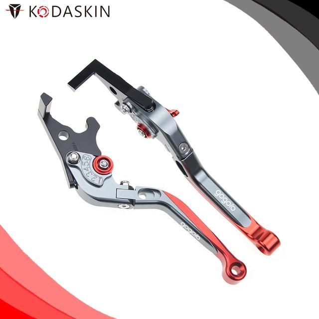 KODASKIN Motorrad Fit für GOGORO gogoro 2 S2 Folding Erweiterbar Bremse Kupplung Hebel