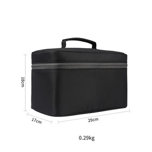 Image 4 - Large Capacity CD Discs Storage Bag for Xbox One PS4 /PS4 PRO Game Disc Carrying Case Travel Portable Storage Cover Case Box