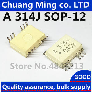 DRIVER IC A HCPL314J SOP12 In-Stock And OPTOISO New Original