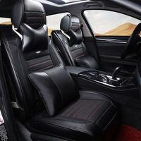 Sports Custom Travel Car Seat Cover Universal Cushion Car Pad Car Modeling For BMW Audi Toyota CRV Ford Nissan All Car