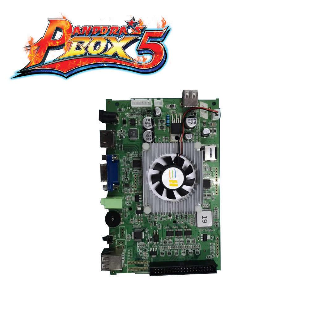 새로운 업그레이드 vga 및 hdmi 출력 아케이드 멀티 게임 박스 판도라의 상자 5, jamma 마더 보드 960 in 1 아케이드 기계