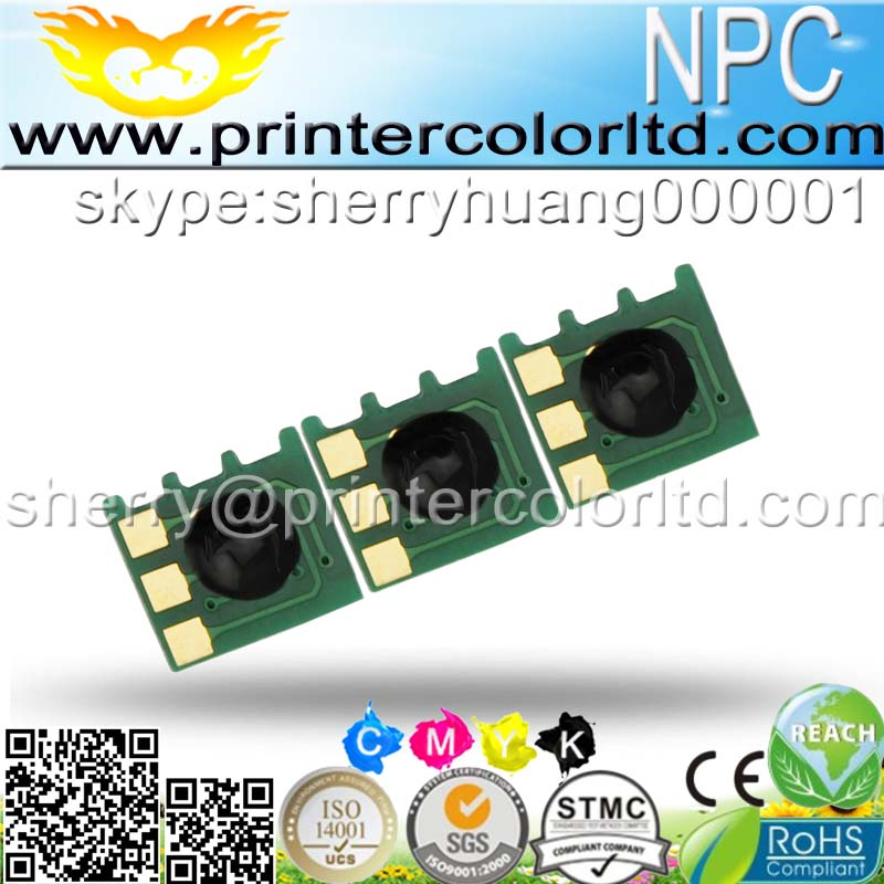High quality toner reset chips CF281A X for HP laserjet Enterprise M630
