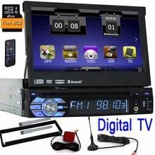 One din single din car font b Radio b font Car DVD Player Navigation Autoradio GPS