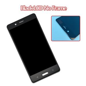Image 4 - 100% الأصلي LCD ل نوكيا 8 شاشة الكريستال السائل مع مجموعة المحولات الرقمية لشاشة تعمل بلمس الأسود ل نوكيا 8 شاشة الكريستال السائل استبدال