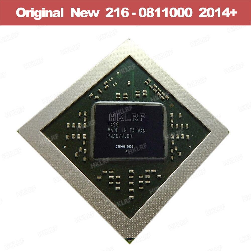 100 Original New 216 0811000 2014 Year 216 0811000 IC Chip BGA chipset Lead Free Top