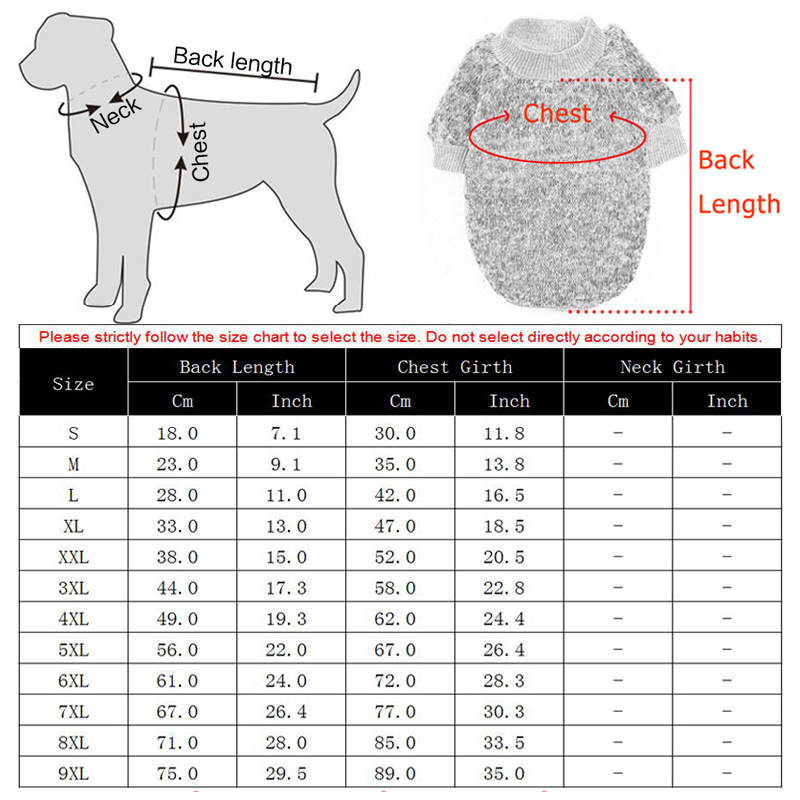 Big Dog Clothes Bulldog Pitbull Coat Jacket Clothing Winter Warm Clothes For Large Dogs Cotton Dog Hoodies Outfits Pet Products #6