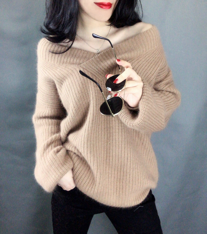 winter femme knitted Gejas 8