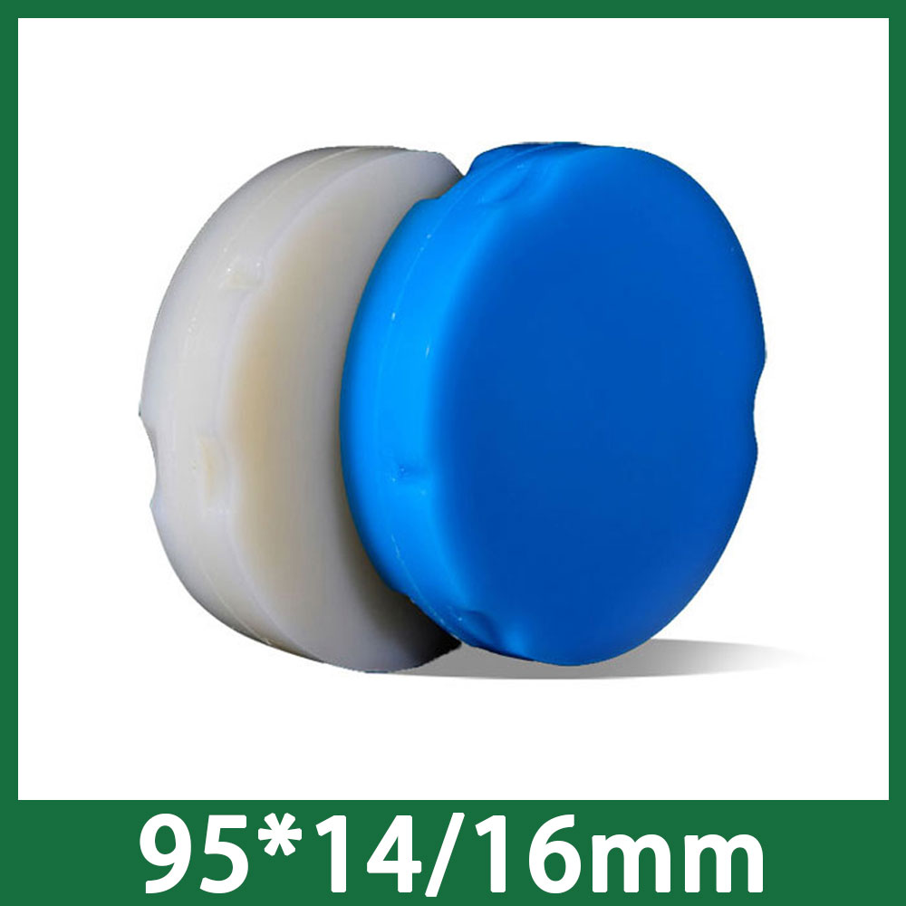 5pieces 14mm and 16mm Dental Wax Disc for ZirkonZahn System M5 M1 M3 etc