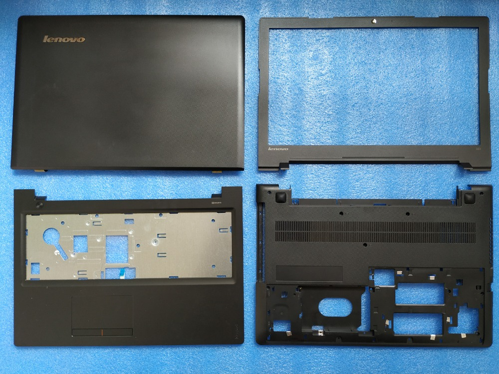 New for Lenovo IdeaPad 300-15 300-15IBR 300-15ISK Laptop LCD Top Back/Front Bezel/ Palmrest /Bottom Base Case Cover цена и фото