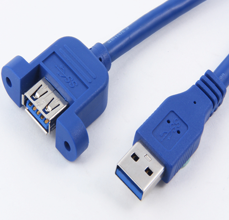 USB 3.0 cable Male to Male ~2ft 60cm