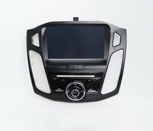 For capacitive multi-touch screen Focus 2015 Car DVD player GPS with 3G+Wifi+DVD+Radio+BT phonebook+Ipod list+SWC+mirror link