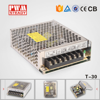 Steady CE Approved T 30B 12v Cctv Trip Output Power Supply Distributor