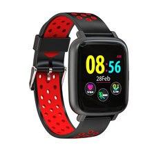 SN12 Smartwatch IP68 Waterproof Multi-sport Mode Bracelet Blood Pressure Monitor Watch Bluetooth Activity Tracker Color Screen