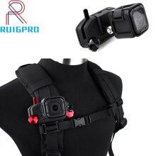 Deportes Nylon acción cámaras montaje Clips carga mochila cinturón montaje Clip hebilla de correa para GoPro HERO 3/3 +/4/5/6/7