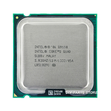 4 core INTEL Core 2 QUDA Q9550 CPU INTEL Q9550 Processeur 2.8G hz/12 M/1333 GHz) Prise 775