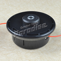 With 2 Trimmer Line Discount Price Grass Trimmer Head M10 1 25LH Adaptor Free Shipping