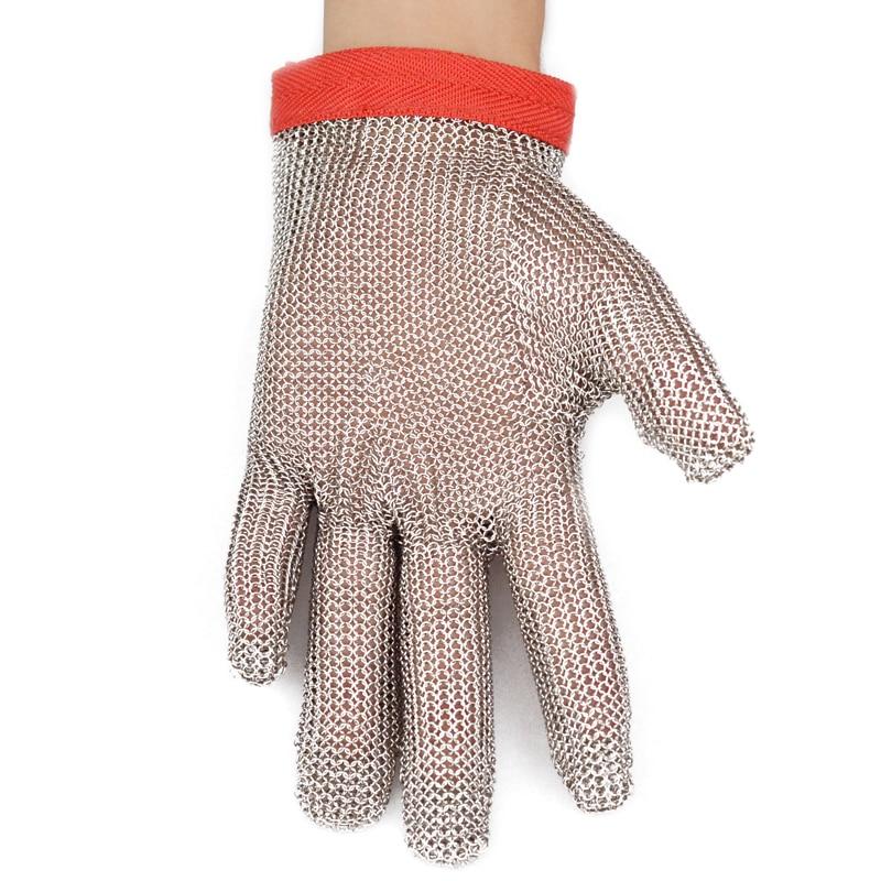 rękawice chroniące przed przecięciem z drutu stalowego z - Zestawy narzędzi - Zdjęcie 3