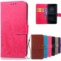 For Nokia 3 Case Luxury Wallet Leather Case Cover Flip Wallet Case For Nokia 3 Cover