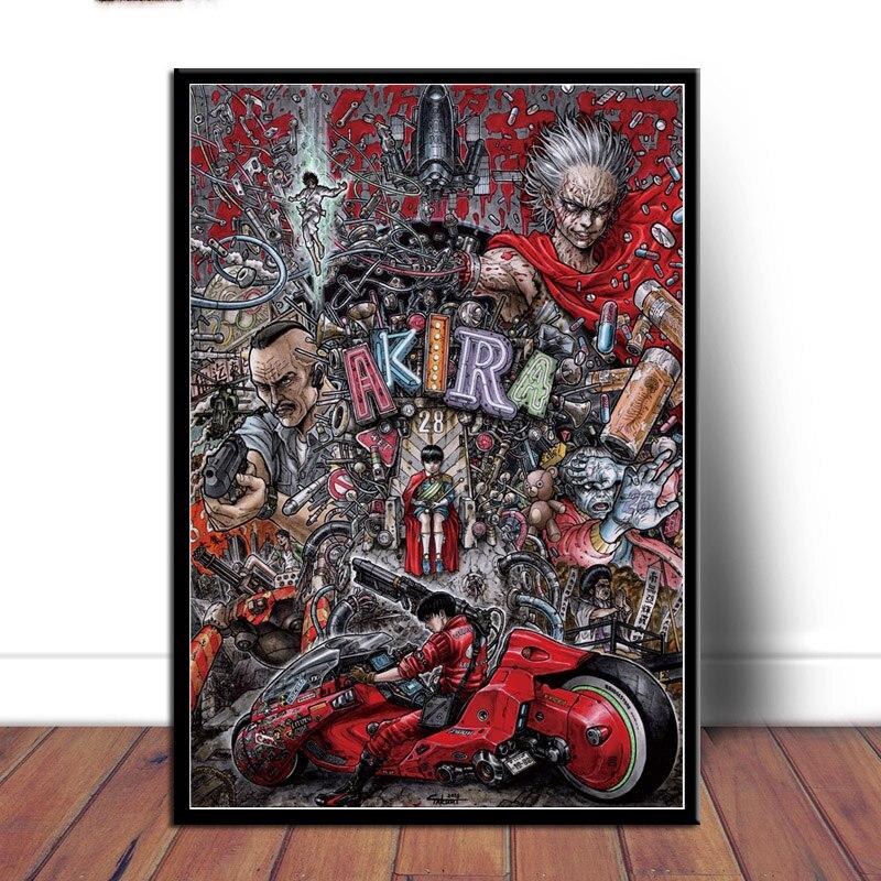Big Sale #8b71 - Affiche Et Impressions Akira Rouge Combat ...