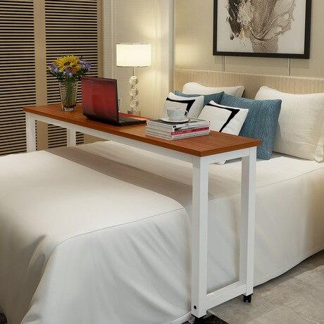 Computer Desks office home bed Furniture panel steel movable laptop desk  2017 good price functional. Computer Desks office home bed Furniture panel steel movable