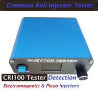 Injector Tester CRI100 Common rail injector tester can drive Diesel rail electromagnetic and piezo injector for various injector
