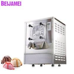 Beijamei nowy komercyjnych twardych owoców lodów R22 pulpit elektryczny maszyna do lodów śnieżki maszyn