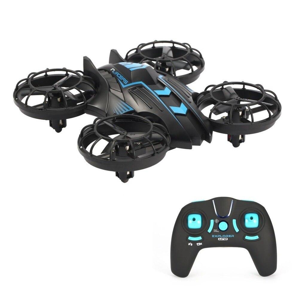 JXD 515 V 2.4G 4CH RC Drone Selfie Altitude maintien Mode sans tête 6 axes RC quadrirotor avec commutateur haute vitesse WIFI FPV caméra