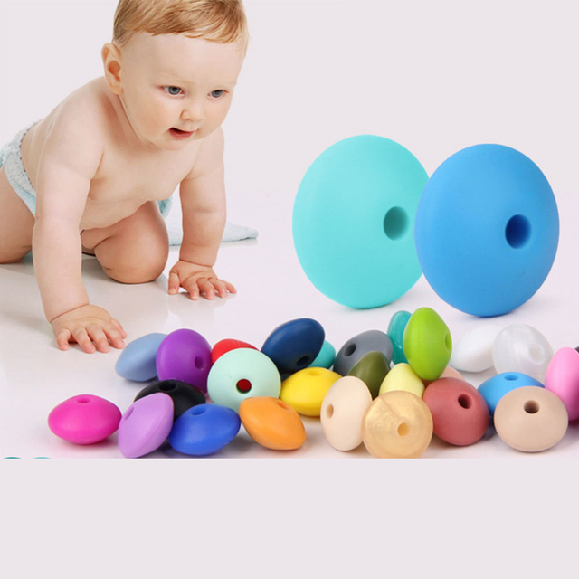 Baby Round Shaped Teethers