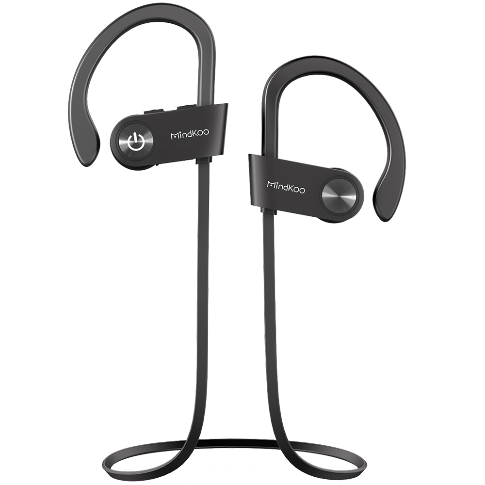 Mindkoo bluetooth 4.1 Earphone Sports Wireless Headphones Stereo Bluetooth Headset With Mic for Phone Xiaomi iPhone Android IOS