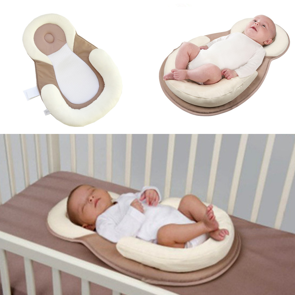 Portable Baby Crib Folding Baby Bed Newborns Cots Nest Sleeping  Cotton Baby Bassinet Safety Infant Cradle Children's Bed Carry