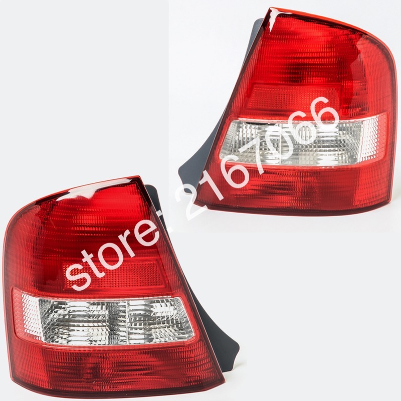 Online Shopping Mazda 323 Light: 2pcs Tail Lights For MAZDA FAMILIA / 323 1998 1999 2000