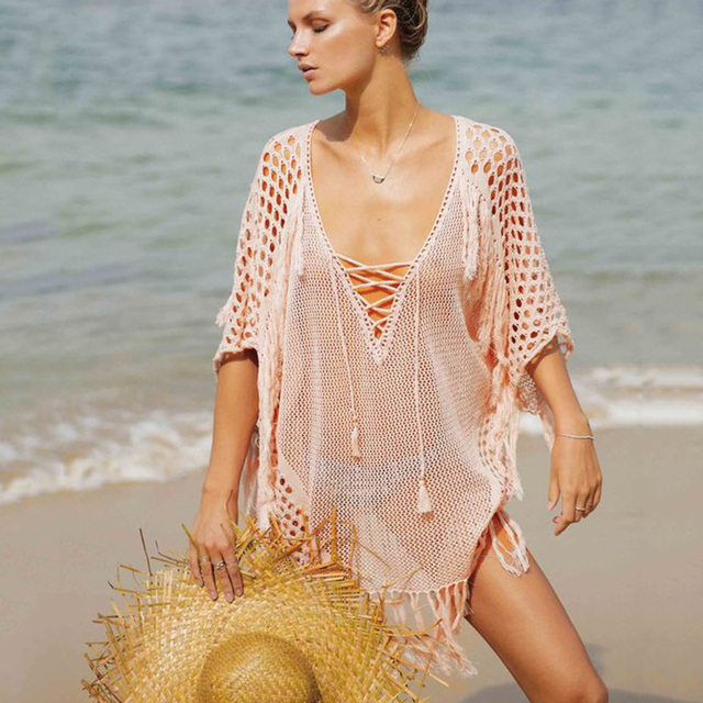 Bathing Suit Beach Cover Up