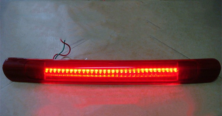 eOsuns led additional brake light signal lamp for Toyota Land Cruiser LC100 FZJ100 UZJ100 4500 4700 LX470 цены
