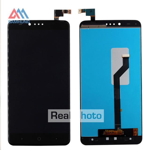 Replacement parts For ZTE ZMax Pro z981 LCD Display with Touch Screen Digitizer Smartphone with free tool bested before shipping