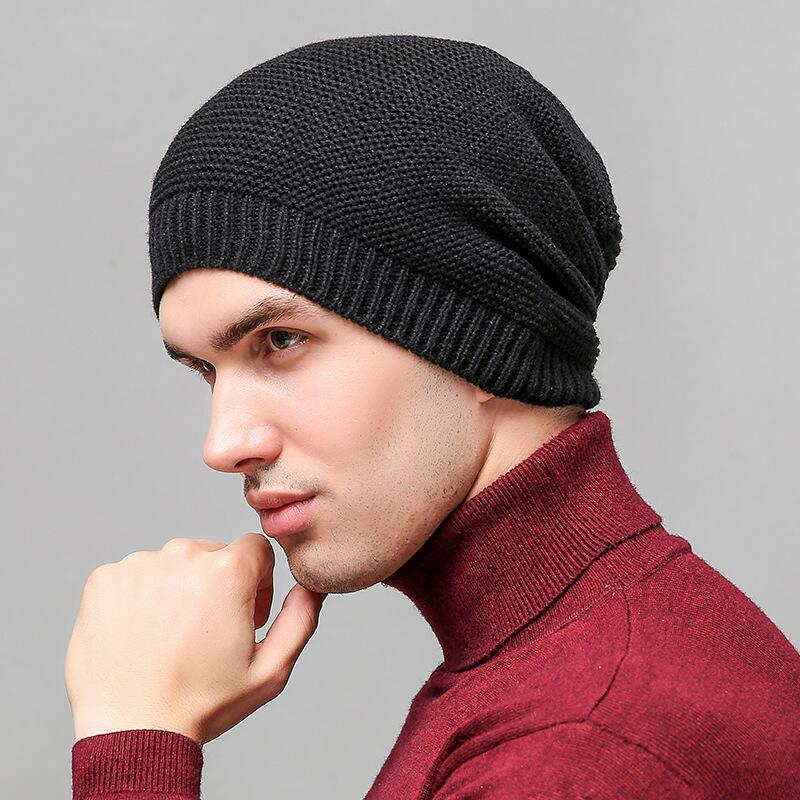 oZyc Fashion Warm Solid Color Beanie Hat Bonnet Cap Knitted Skullies & Beanies Gorros Bonnet Femme Balaclava Stocking Hats 2017 winter women beanie skullies men hiphop hats knitted hat baggy crochet cap bonnets femme en laine homme gorros de lana