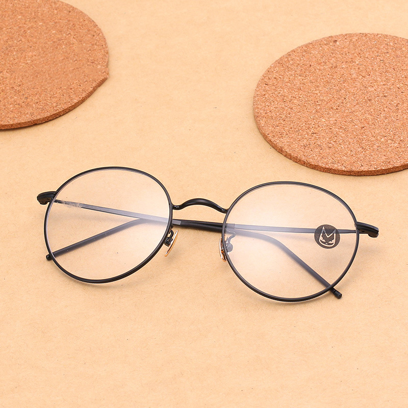 Ženy Optický rám Kovová značka Pánské brýle Brýlové čočky Počítačové krátkozraké brýle Vysoce kvalitní jiný styl