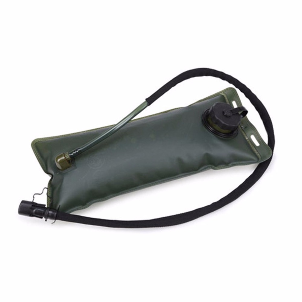 3L Sports Bladder Water Bag Pack Reservoir Hydration Backpacks Outdoor Camping Hiking Climbing Military Bags Bike
